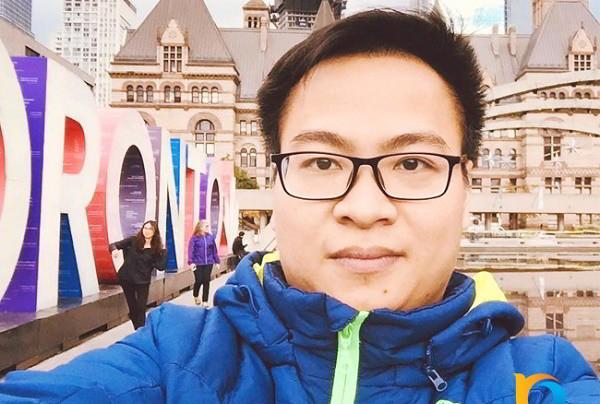 (Visa CES du học Canada / Nguyễn Bảo Trung /Viện Công nghệ Humber)