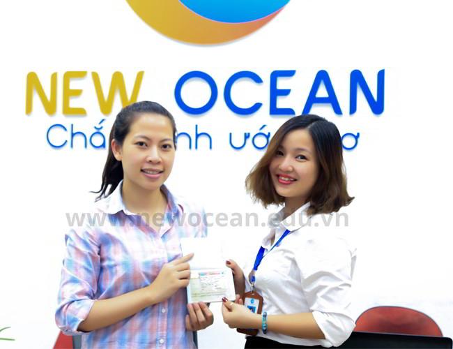 Phan Thị Thanh Hà nhận visa CES du học Canada trường Centennial
