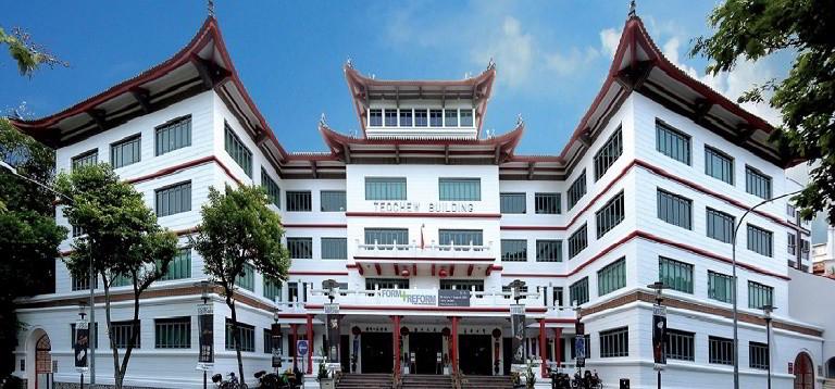 Trung tâm giáo dục Ngee Ann – Adelaide, Singapore
