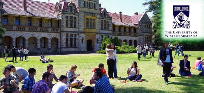 UWA là trường đại học có uy tín trên thế giới.