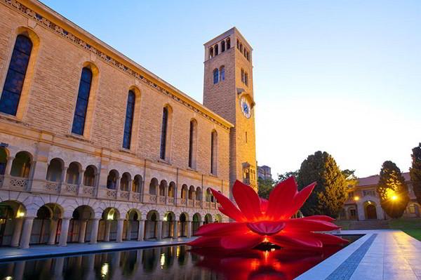 Trường Đại học Tây Úc, ngôi trường chất lượng thế giới.