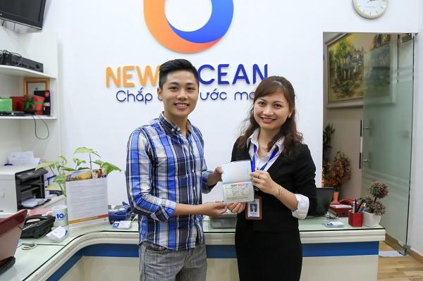 Chúc mừng visa CES trao bạn Cao Văn Hoàn: 'Điểm khởi đầu của mọi thành tựu là khát vọng'