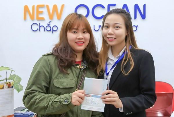 """""""Có trí thì nên"""" Chúc mừng Vũ Như Ý nhận visa du học Hàn Quốc khóa tiếng 2017"""
