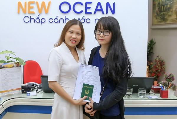 Chúc mừng Hoàng Minh Anh nhận visa du học Úc trường ILSC Business