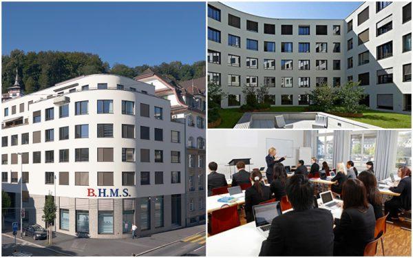 Trường Quản trị du lịch khách sạn BHMS Thụy Sĩ - khởi nguồn ước mơ