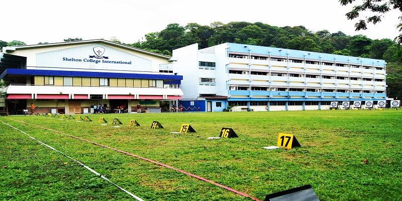 Cao đẳng quốc tế Shelton, Singapore
