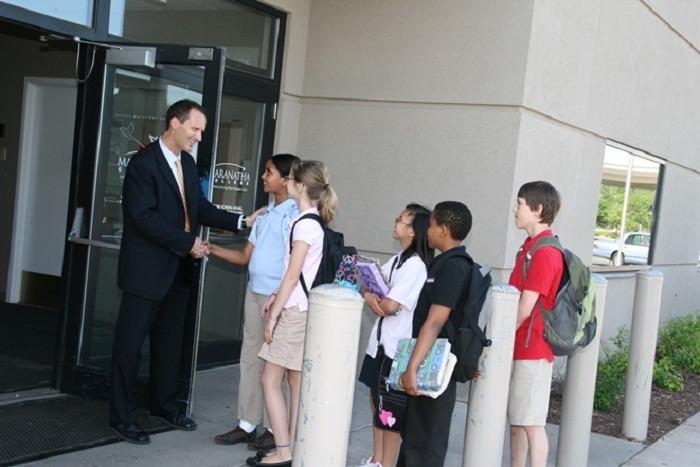 MCA cung cấp chương trình đào tạo cho học sinh từ lớp 6 đến lớp 12