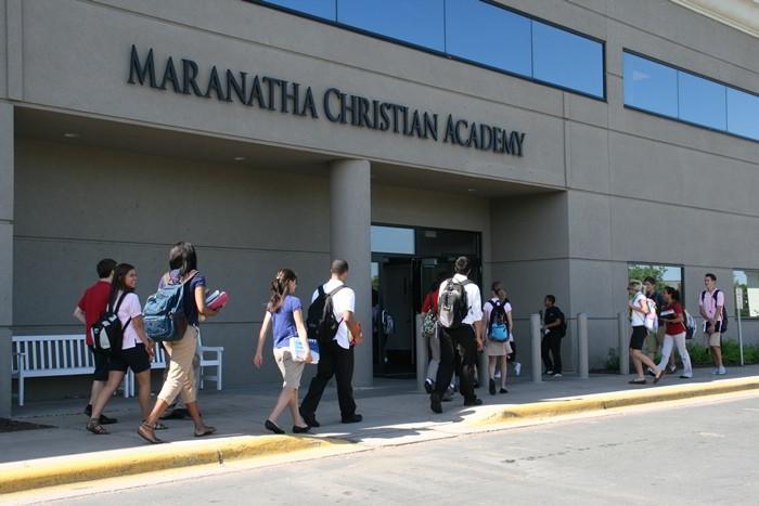 Học viện Thiên chúa giáo Maranatha