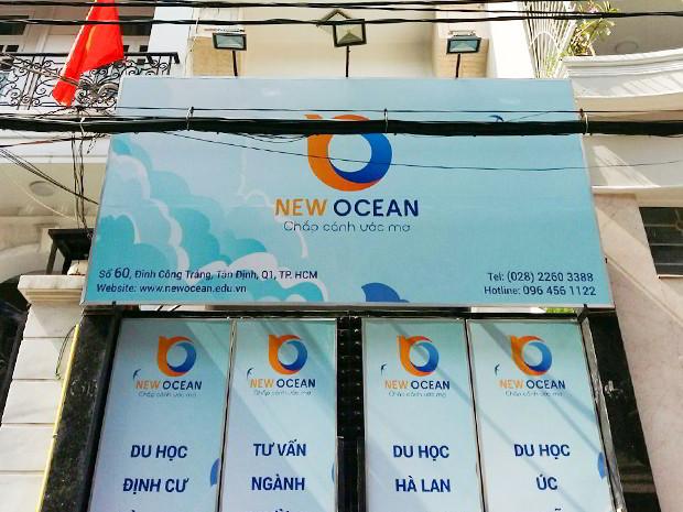 (Khai trương văn phòng New Ocean chi nhánh Số 60 Đinh Công Tráng, Quận I, TP. HCM)