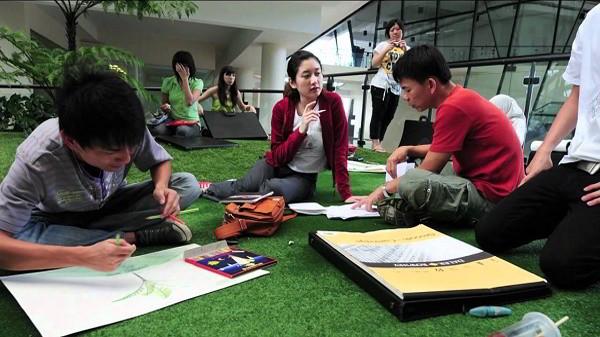 Cao đẳng Nghệ thuật Lasalle một trong những trường nghệ thuật tốt nhất toàn cầu.