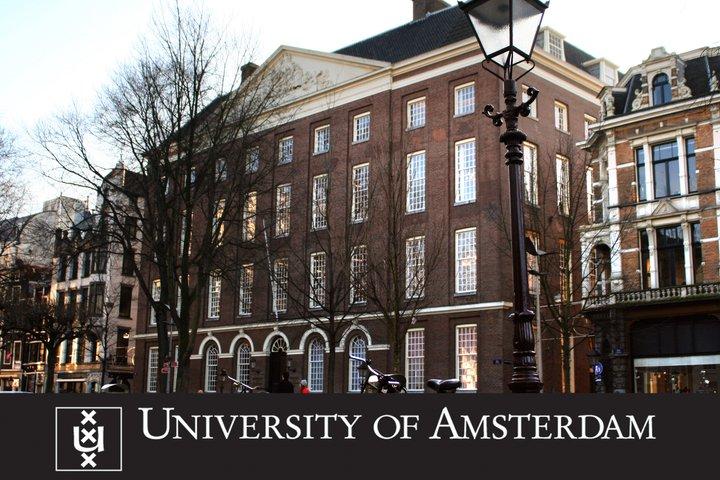 Đại học Amsterdam nhìn từ bên ngoài
