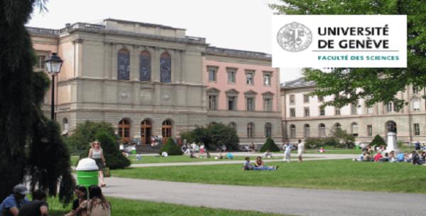 Toàn cảnh trường đại học tổng hợp Geneva