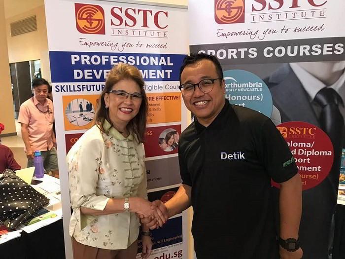Hiện tại SSTC đang hợp tác với Scottish Qualifications Authority.