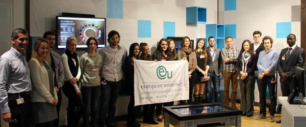 Sinh viên trường đại học European và cơ hội chuyển tiếp tới nhiều quốc gia du học hàng đầu