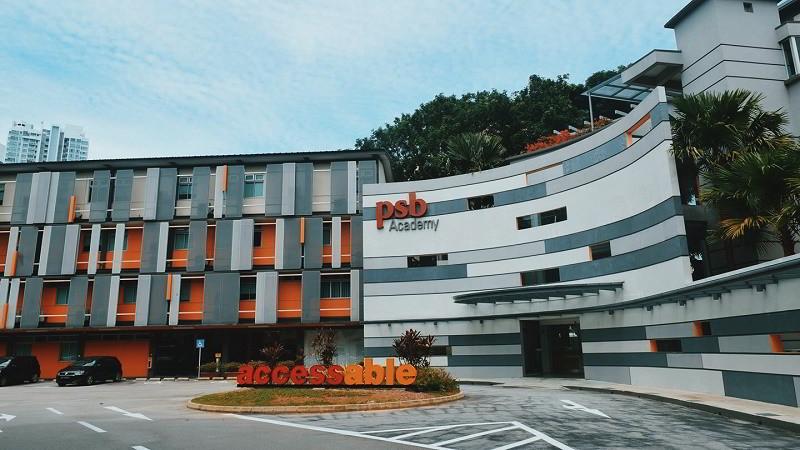 Học viện PSB Singapore - PSB Academy