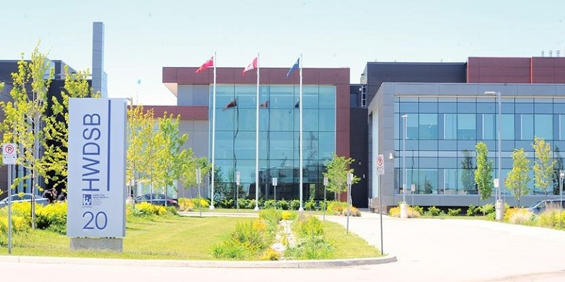 Hội đồng trường Hamilton - Wentworth (HWDSB), Canada