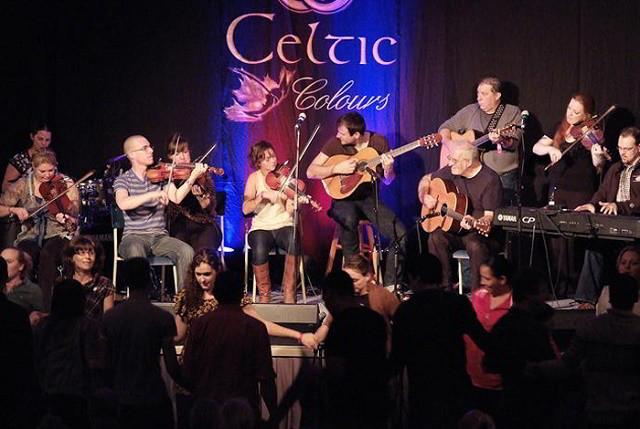 Lễ hội quốc tế Celtic Colors
