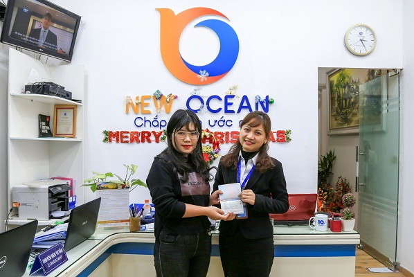 Chúc mừng Nguyễn thị phương linh nhận visa du học hàn quốc trường chung ang