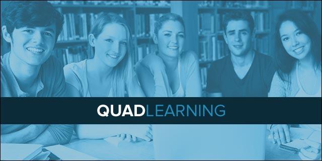 """Tham dự buổi gặp gỡ đại diện tổ chức giáo dục """"Quad Learning"""" Mỹ"""