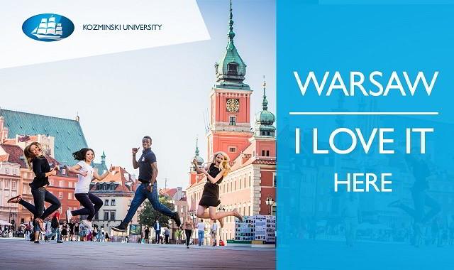 Kozminski University tọa lạc tại thành phố Warsaw