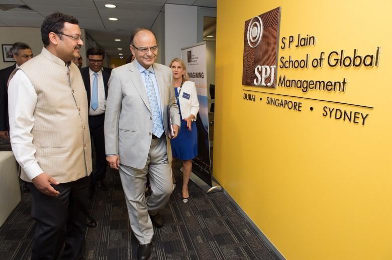 SP Jain cung cấp đa dạng các ngành học liên quan đến kinh tế.