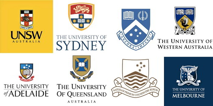 Go8 là liên minh các trường đại học hàng đầu tại nước Úc