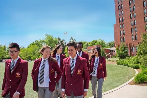 Một trong những trường tư thục tốt nhất tại Canada