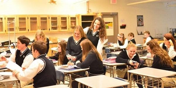 Ngôi trường được đánh giá là trường tư suất sắc nhất Boston