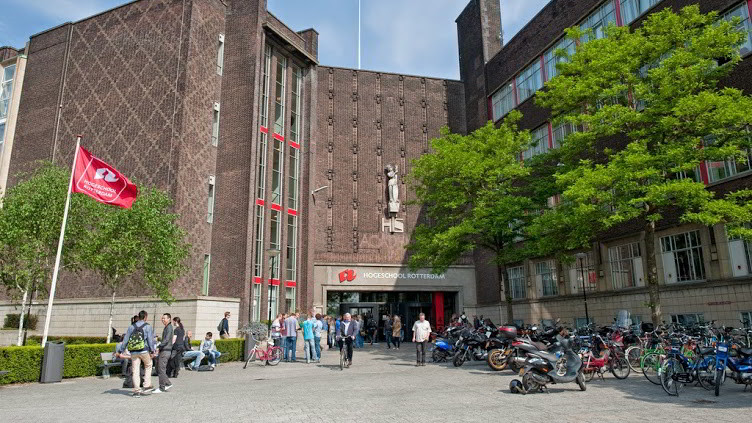 Rotterdam Business School, Kampus