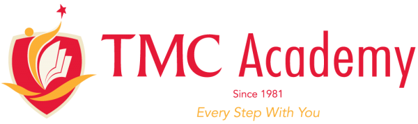 Logo trường Học viện giáo dục TMC