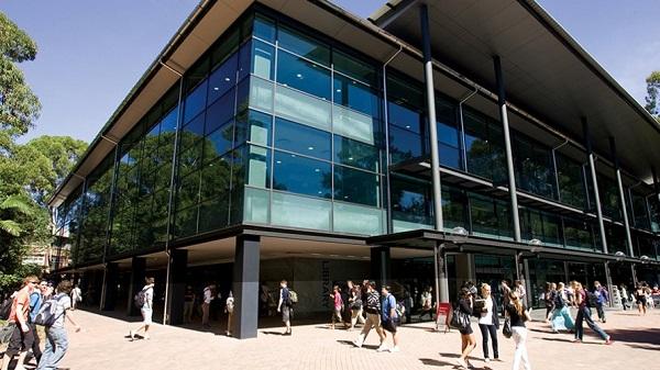 Trường có cơ sở vật chất tiện nghi hiện đại phục vụ cho sinh viên