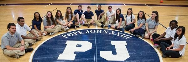 Du học Mỹ trường trung học Pope John XXIII