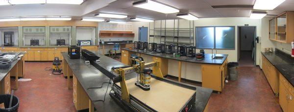 Phòng thí nghiệm và thực hành kỹ thuật