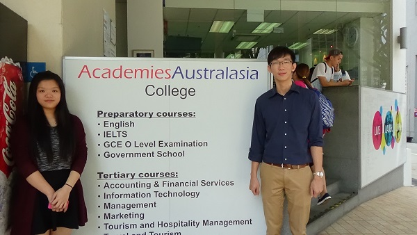 Tập đoàn Học viện Australasia