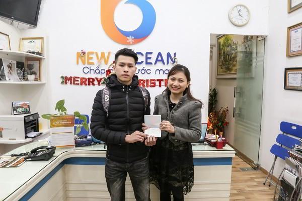 Chúc mừng phạm văn hiếu nhận visa du học Hàn Quốc: 'Thành công là việc sử dụng tối đa khả năng mà bạn có'