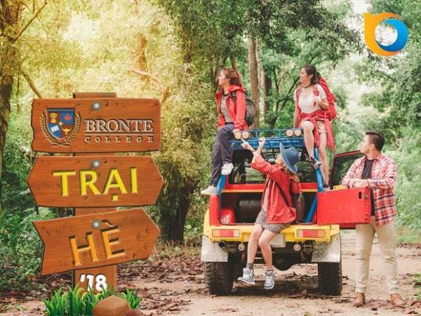 Chương trình trại hè tại trường Bronte College – Khóa học 2018