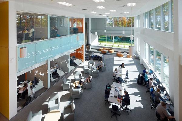 Cơ sở vật chất trường hiện đại