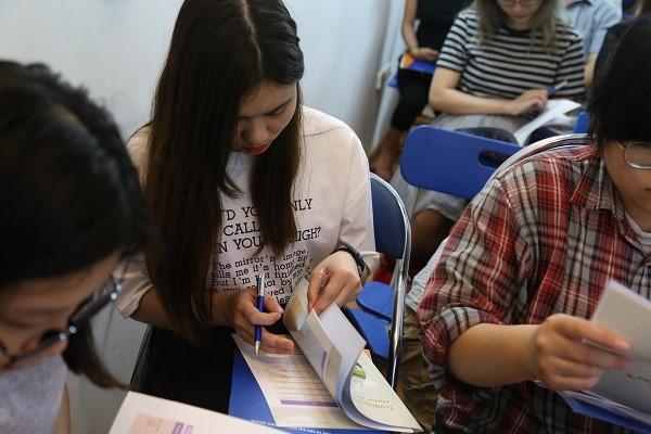 Nhiều bạn học sinh đang quan tâm đến trường Đại học Konkuk