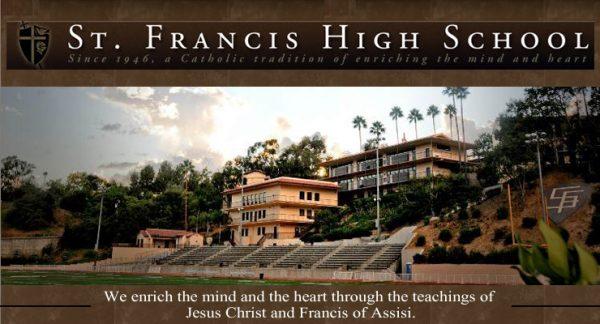 Trường trung học nam sinh St. Francis