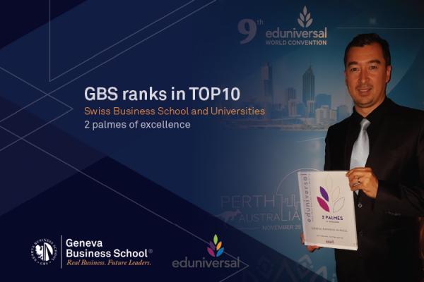 Trường nằm trong top 10 trường kinh tế của Thụy Sĩ
