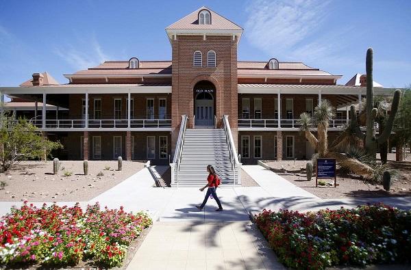 Khuôn viên trường đại học Arizona