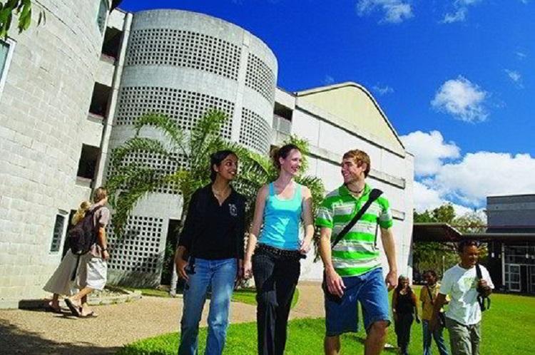Du học Úc tại trường Đại học James Cook – Brisbane
