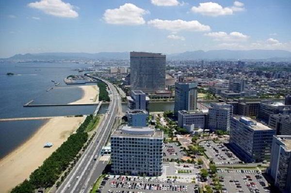 Thành phố Fukuoka Japan