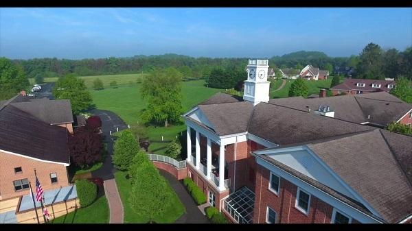 Học viện Tây Nottingham là trường nội trú tư nhân lâu đời nhất ở Mỹ
