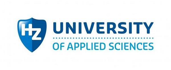 Logo trường Đại học Khoa học ứng dụng HZ