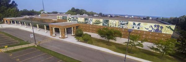 Khuôn viên trường dự bị cao đẳng Công giáo Mercyhurst
