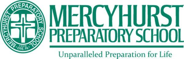 Logo trường dự bị cao đẳng Công giáo Mercyhurst