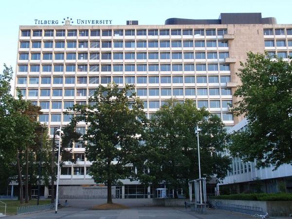 Khuôn viên trường đại học Tilburg