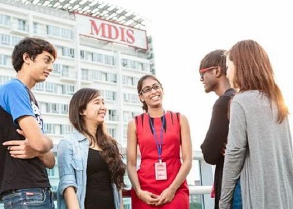 Sinh viên quốc tế tại MDIS