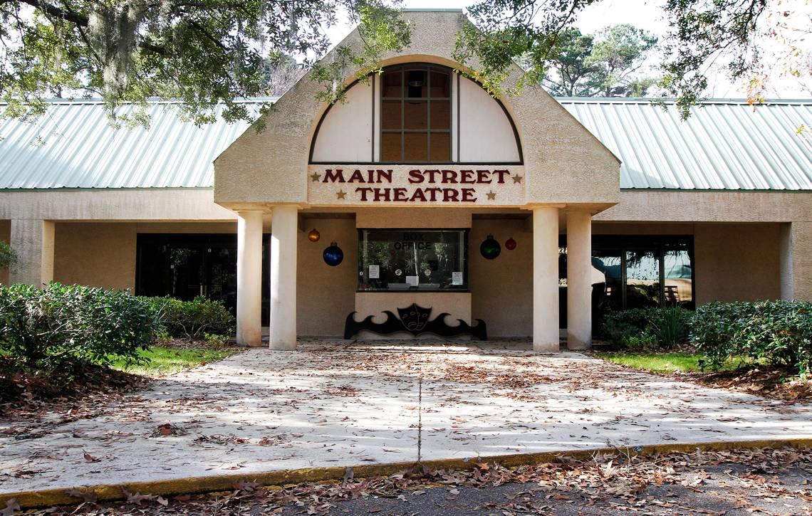 Rạp chiếu phim Main Street Theatre trong trường